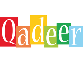 Qadeer colors logo