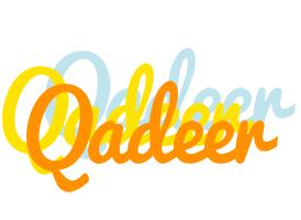 Qadeer energy logo