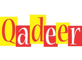 Qadeer errors logo