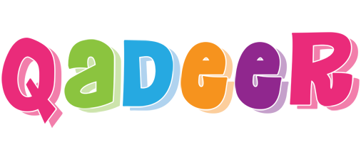Qadeer friday logo