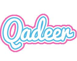 Qadeer outdoors logo