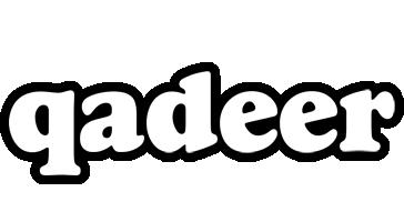 Qadeer panda logo