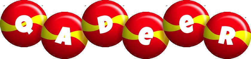 Qadeer spain logo