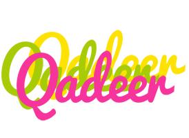 Qadeer sweets logo