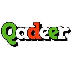 Qadeer venezia logo