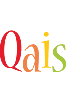 Qais birthday logo
