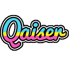 Qaiser circus logo