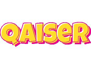 Qaiser kaboom logo