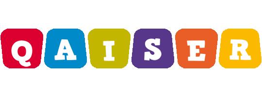 Qaiser kiddo logo