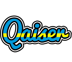 Qaiser sweden logo