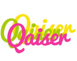 Qaiser sweets logo