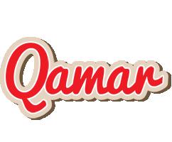 Qamar chocolate logo