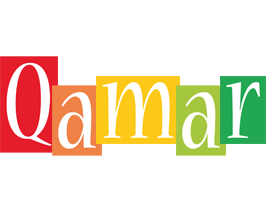 Qamar colors logo