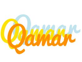 Qamar energy logo