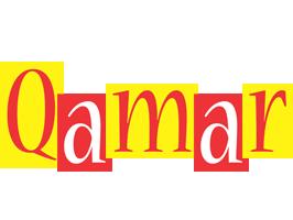 Qamar errors logo