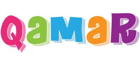Qamar friday logo