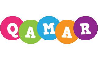 Qamar friends logo