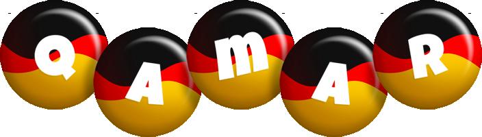 Qamar german logo