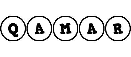 Qamar handy logo