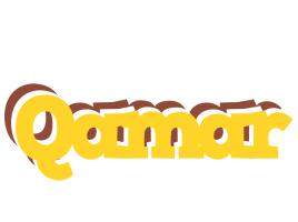 Qamar hotcup logo