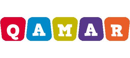 Qamar kiddo logo