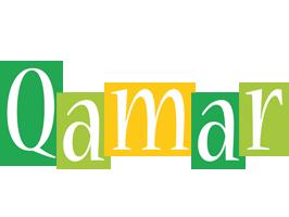 Qamar lemonade logo