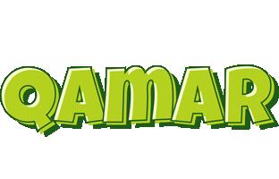 Qamar summer logo