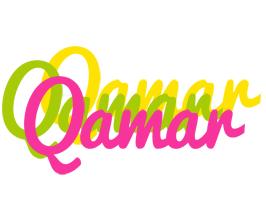 Qamar sweets logo