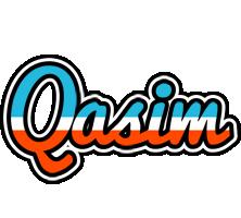 Qasim america logo