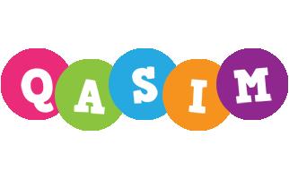 Qasim friends logo