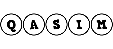 Qasim handy logo
