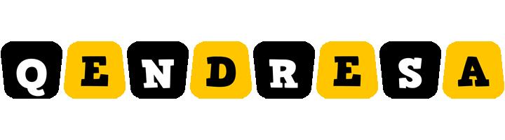Qendresa boots logo