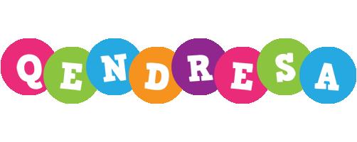 Qendresa friends logo