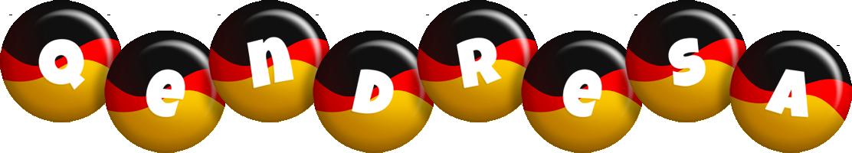 Qendresa german logo