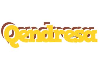 Qendresa hotcup logo