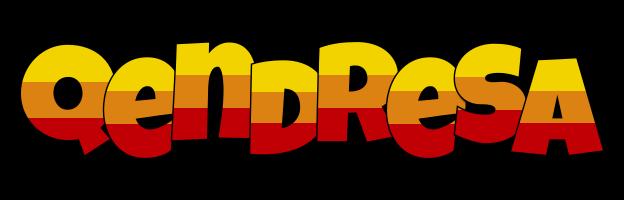 Qendresa jungle logo