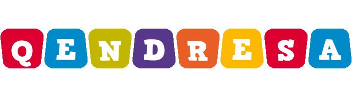 Qendresa kiddo logo