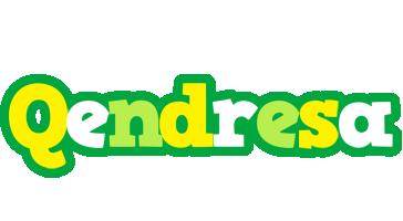 Qendresa soccer logo