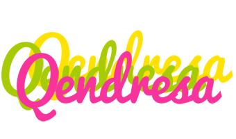 Qendresa sweets logo