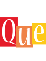 Que colors logo