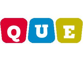 Que kiddo logo