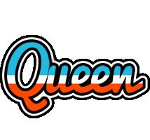 Queen america logo