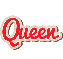 Queen chocolate logo