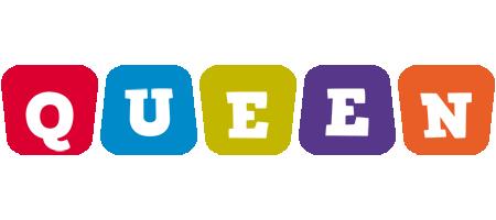 Queen daycare logo
