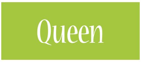Queen family logo