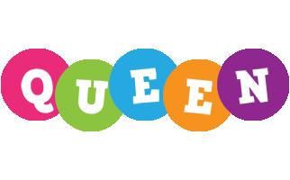 Queen friends logo