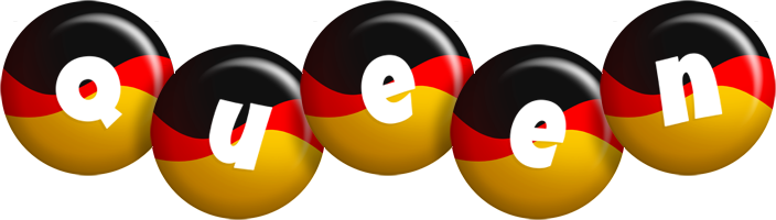 Queen german logo