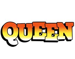 Queen sunset logo