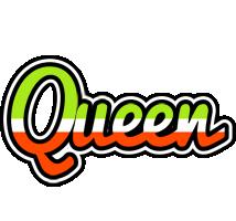 Queen superfun logo