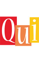 Qui colors logo